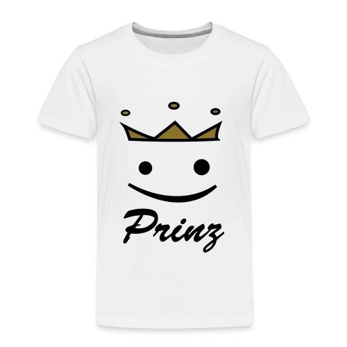 Baby Kurzarm-Body Prinz - Kinder Premium T-Shirt