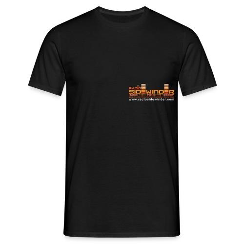 Contract Colour Radio Sidewinder Hoodie - Men's T-Shirt
