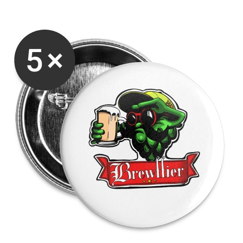 Badges - Brewffier - Badge petit 25 mm