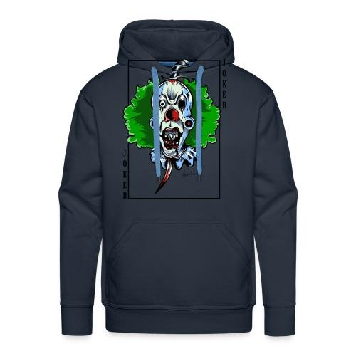 Fake Clown - Männer Premium Hoodie