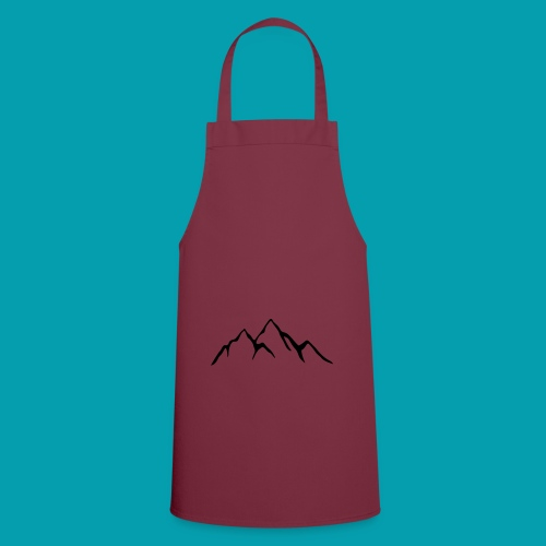 Montagne - Tablier de cuisine