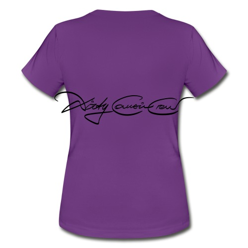 Pink-Handwriting - Frauen T-Shirt
