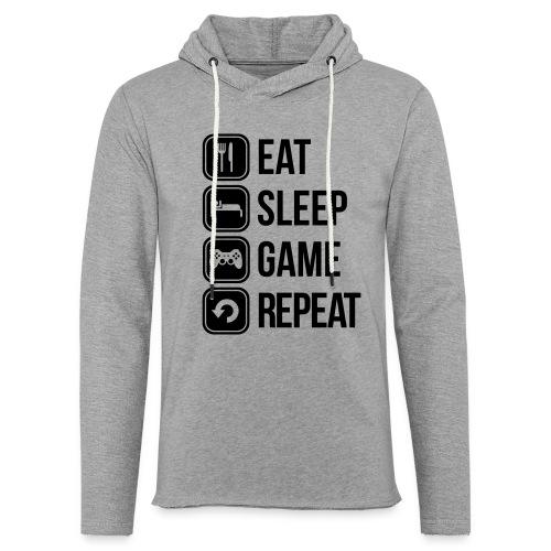 GamerStyle - Leichtes Kapuzensweatshirt Unisex