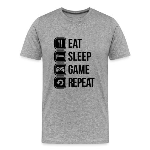 GamerStyle - Männer Premium T-Shirt