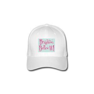 Brighton Belles Women's White T Shirt  - Flexfit Baseball Cap