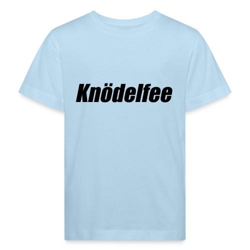 Kleine Knödelfee - Kinder Bio-T-Shirt
