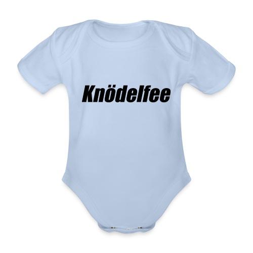 Kleine Knödelfee - Baby Bio-Kurzarm-Body
