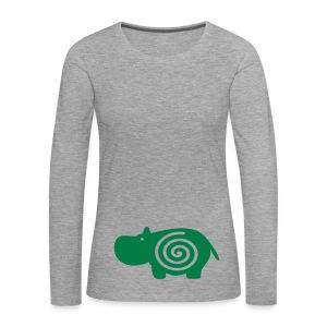 Relax - Frauen Premium Langarmshirt