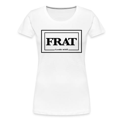Débardeur BIO - T-shirt Premium Femme