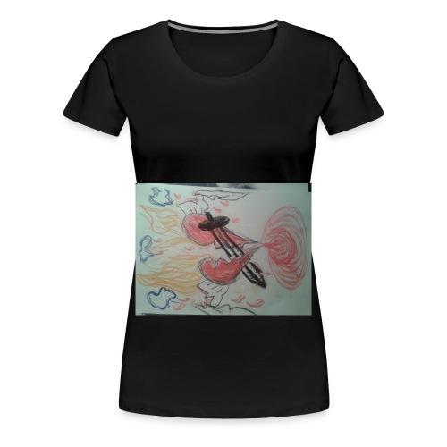 Broken Heart - Frauen Premium T-Shirt