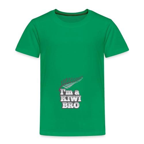 Awesome New Zealander retro bag  - Kids' Premium T-Shirt