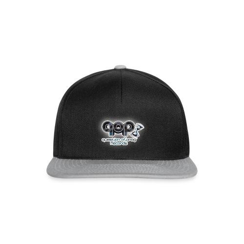 Men Hoodie Black - Snapback Cap