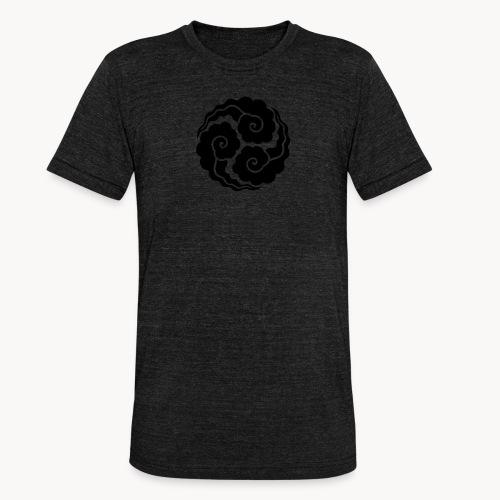 tee shirt femme - T-shirt chiné Bella + Canvas Unisexe