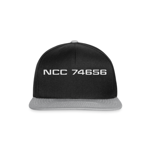USS Voyager [NCC 74656] - Snapback Cap