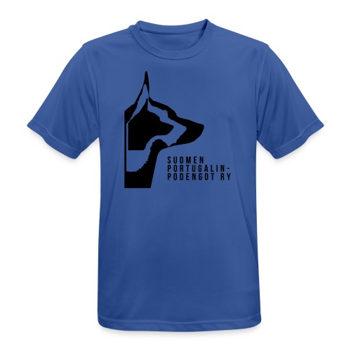 Miesten t-paita - miesten tekninen t-paita