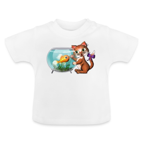 Cat - Baby T-Shirt
