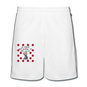 Body bébé premier col - Short de football Homme
