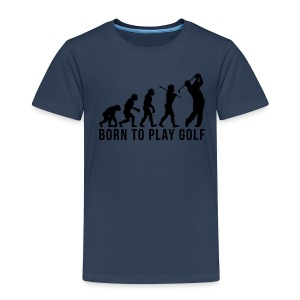T-shirt Golf Femme Evolution Swing - T-shirt Premium Enfant