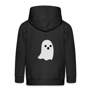Baby body ghost - Kids' Premium Zip Hoodie