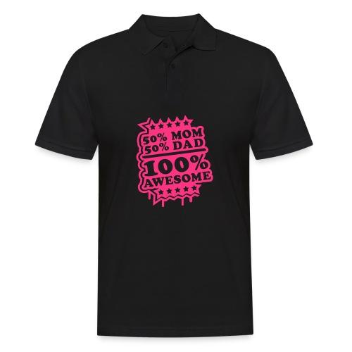 Baby boy body awesome - Men's Polo Shirt