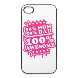 Baby boy body awesome - iPhone 4/4s Hard Case