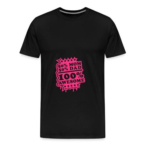 Baby boy body awesome - Men's Premium T-Shirt