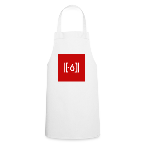 Sous bock Red Logo  - Cooking Apron