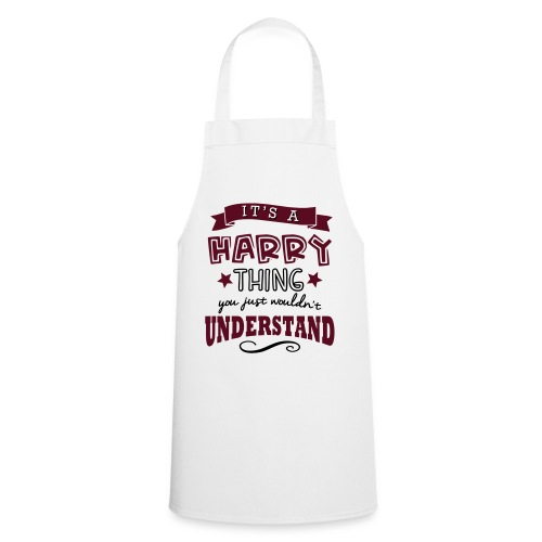 Women's It's A Harry Thing T-Shirt - Cooking Apron