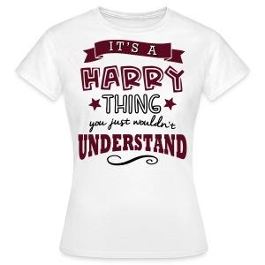 Women's It's A Harry Thing T-Shirt - Women's T-Shirt