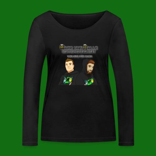Tasse Mare und Ralle - Frauen Bio-Langarmshirt von Stanley & Stella