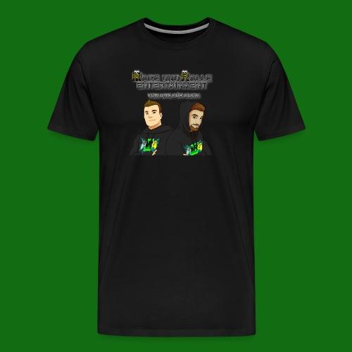 Tasse Mare und Ralle - Männer Premium T-Shirt