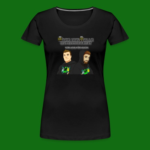 Tasse Mare und Ralle - Frauen Premium T-Shirt