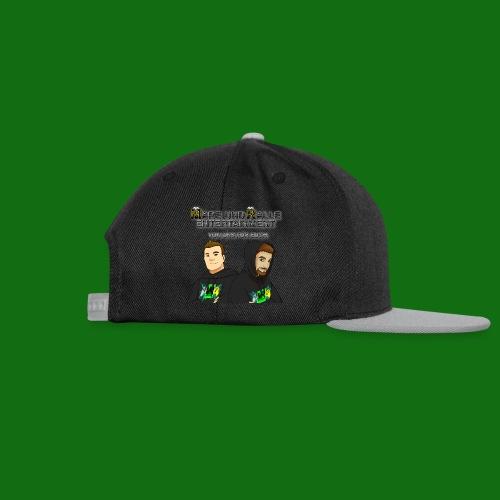 Tasse Mare und Ralle - Snapback Cap