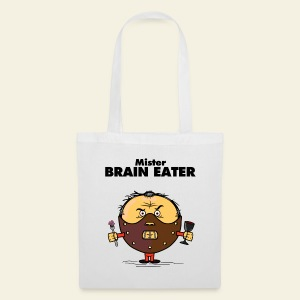 Mister Brain Eater - Tote Bag