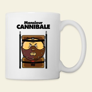 Monsieur Cannibale - Tasse
