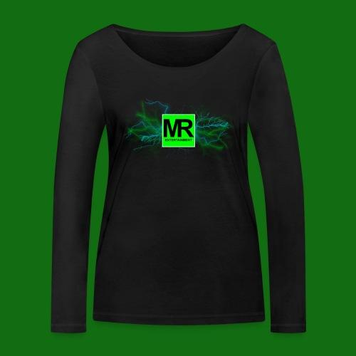 MRE T-Shirt Mädels - Frauen Bio-Langarmshirt von Stanley & Stella