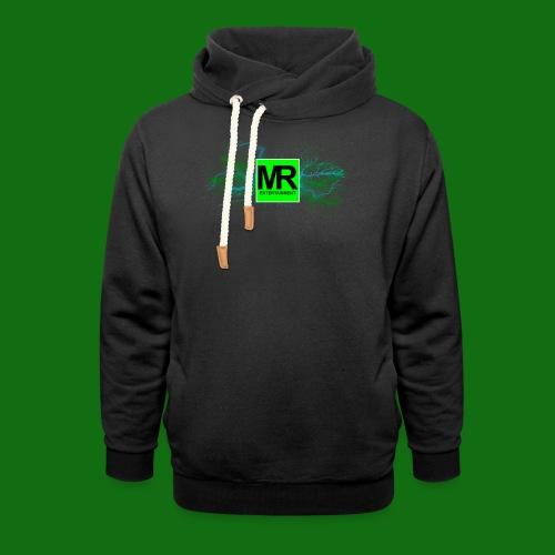 MRE T-Shirt Mädels - Schalkragen Hoodie