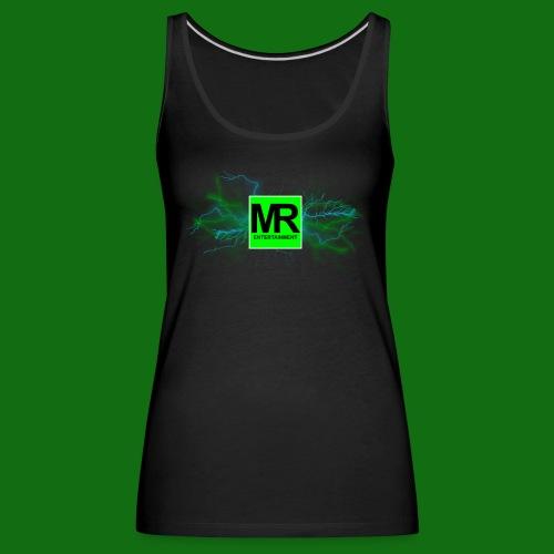 MRE T-Shirt Mädels - Frauen Premium Tank Top