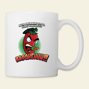 Pays Basque Power - Tasse