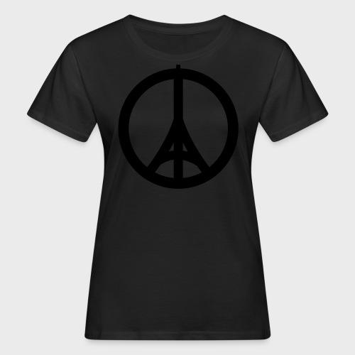 Je Suis Paris - Frauen Bio-T-Shirt