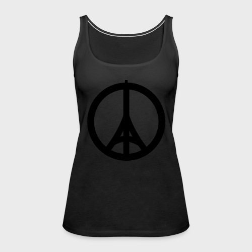 Je Suis Paris - Frauen Premium Tank Top