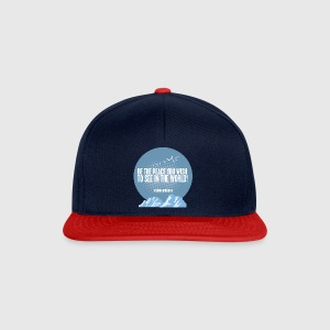PEACE - MARTIN LUTHER KING - Snapback Cap