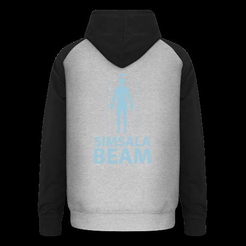 Beam..Braun - Unisex Baseball Hoodie