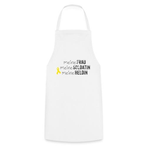 Meine Frau - Kapuzenpulli Unisex - Kochschürze