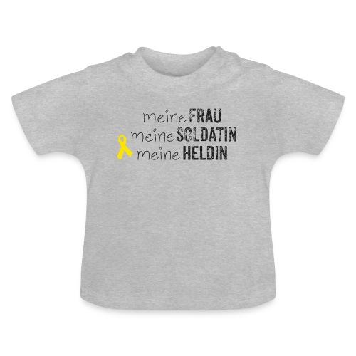 Meine Frau - Kapuzenpulli Unisex - Baby T-Shirt