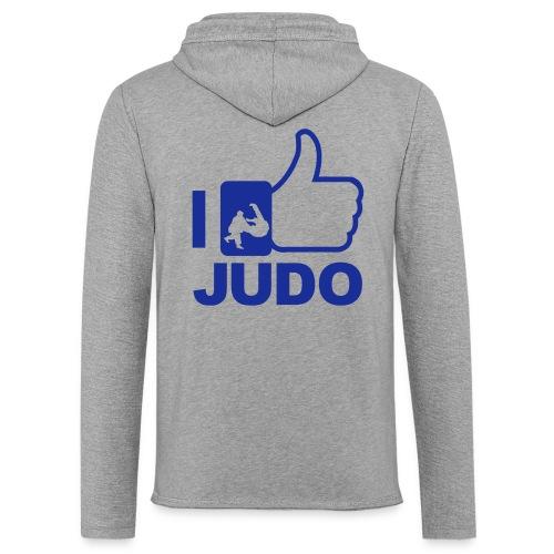 Thumbs Up For Judo - Light Unisex Sweatshirt Hoodie