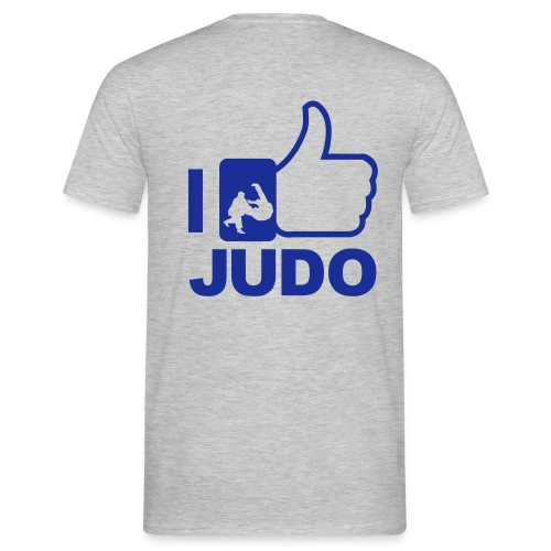 Thumbs Up For Judo - Men's T-Shirt