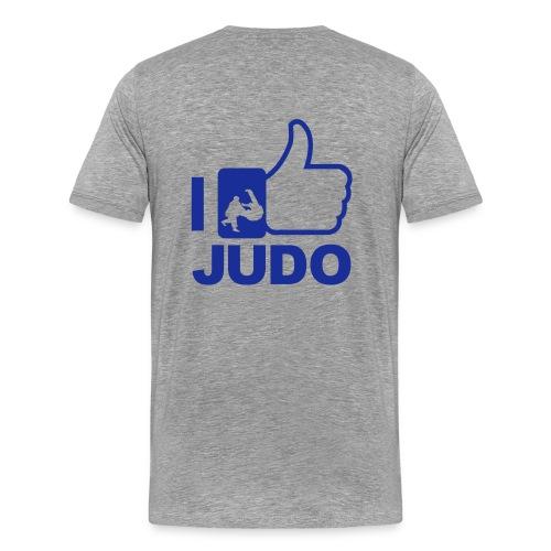 Thumbs Up For Judo - Men's Premium T-Shirt