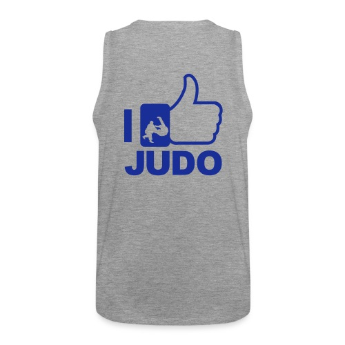 Thumbs Up For Judo - Men's Premium Tank Top