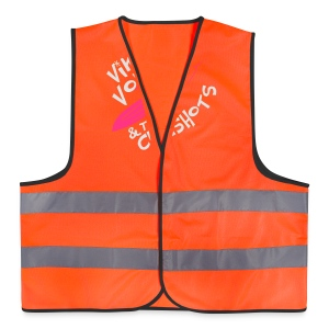 Glow in the Dark tank - Reflective Vest